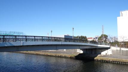「西台橋(東京都板橋区高島平9-45-20)」の画像検索結果